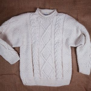 Bolivian Imports by Lucy Wool Sweater